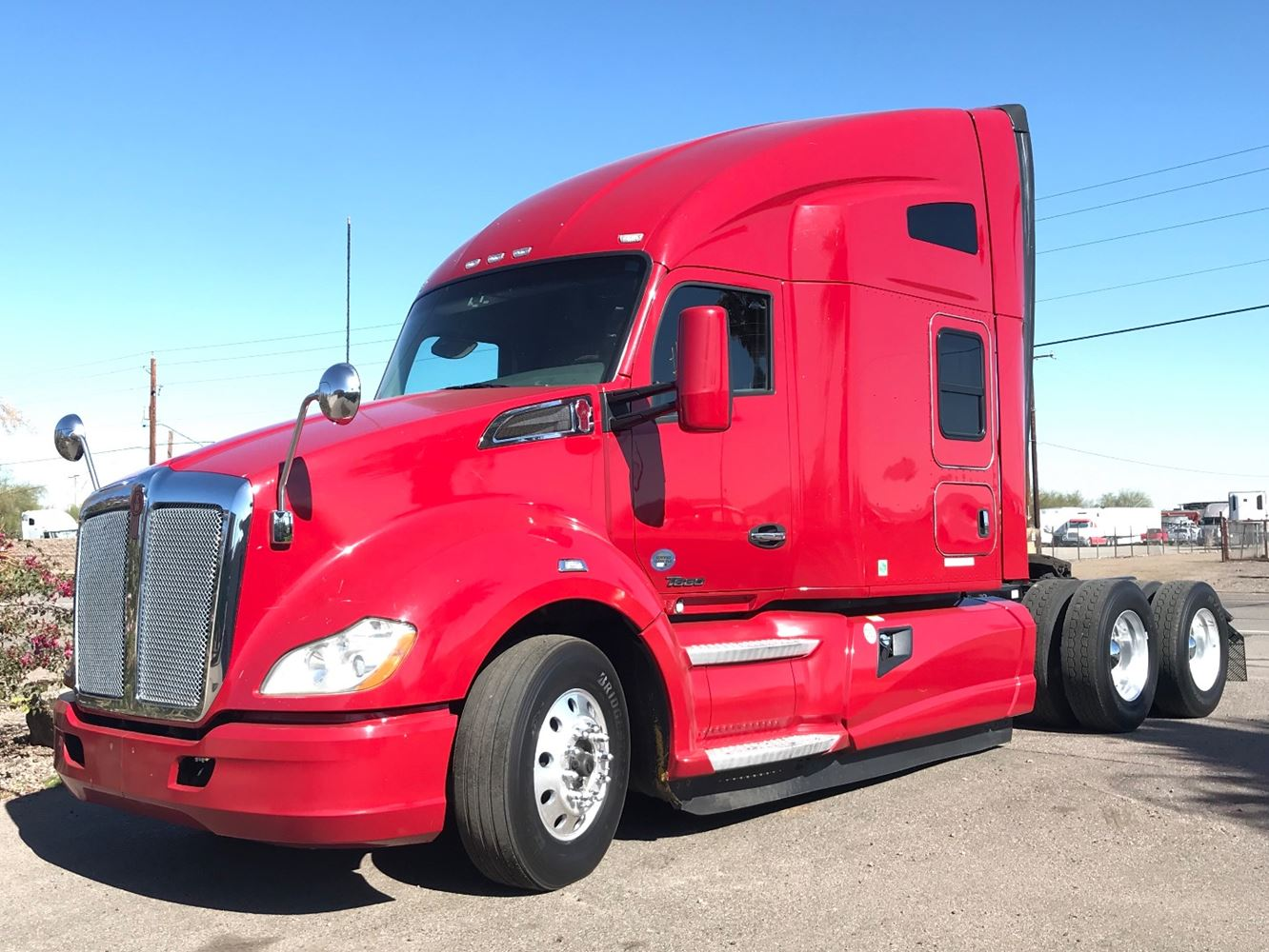 2015 Kenworth T680 Stock #1631