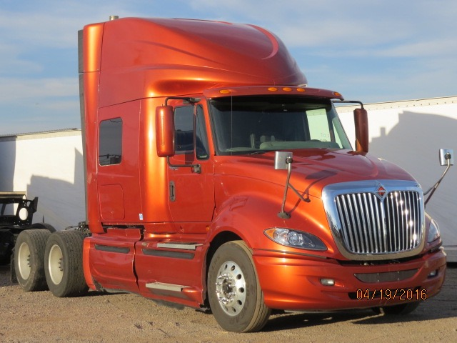 2011 International ProStar, Stock No. 1017