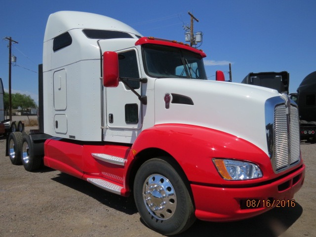 2014 Kenworth T660 Stock no. 903
