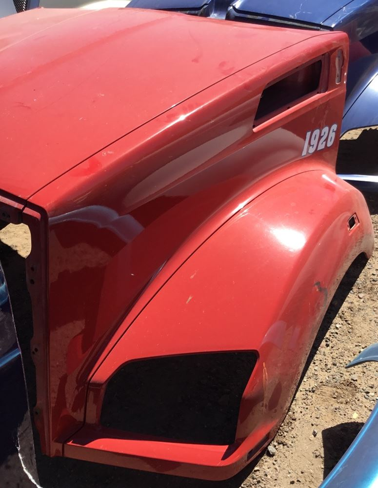 Salvage Truck Hoods in Phoenix Arizona - Westoz Phoenix