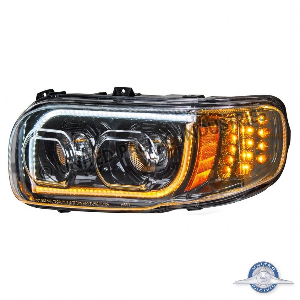 389 Headlamp driver side