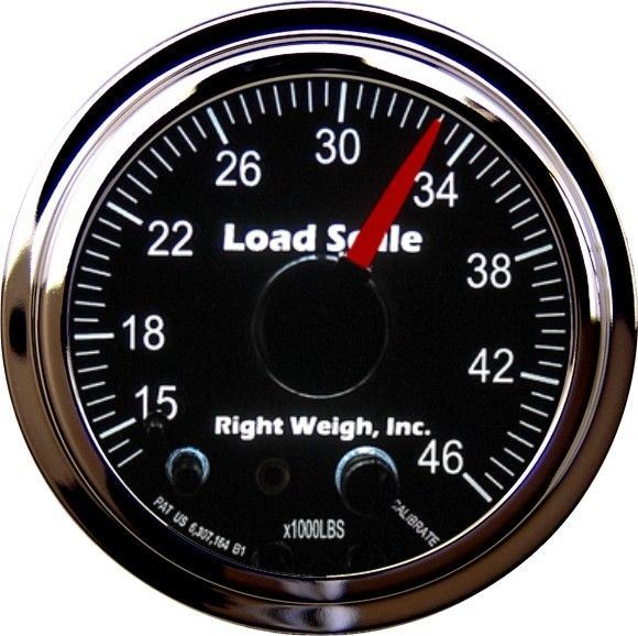 Right Weigh Load Scale Analog
