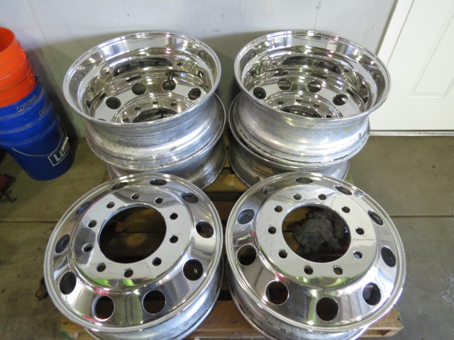 Polished Wheels