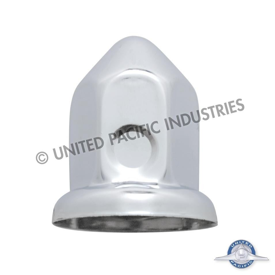 Chrome Steel Pointed Nut Cover