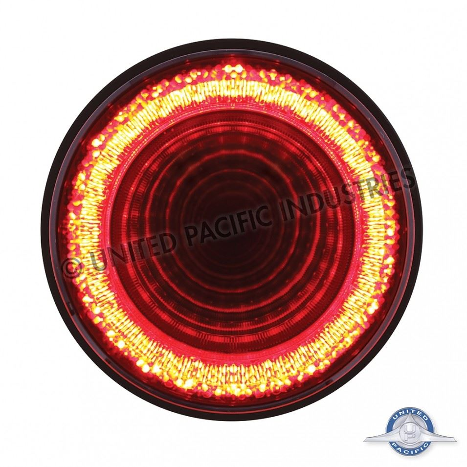 Red LED Stop Light