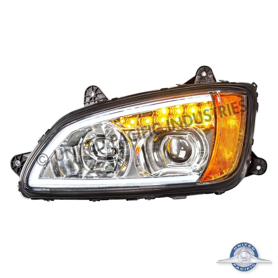 T660 Projection Headlight driver side
